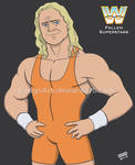 WWE Fallen Superstars: Mr. Perfect Curt Hennig
