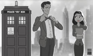 Paper DOCTOR WHO 2
