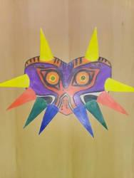 Majora's mask by Proinfo