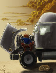 :camion: