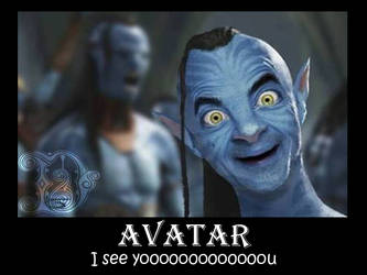 Avatar by DeMoN8EyE