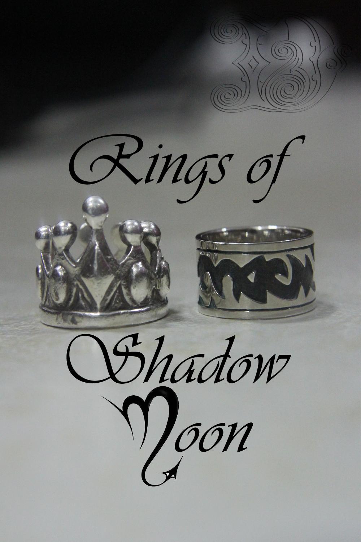 Shadow Moon's Rings by DeMoN8EyE