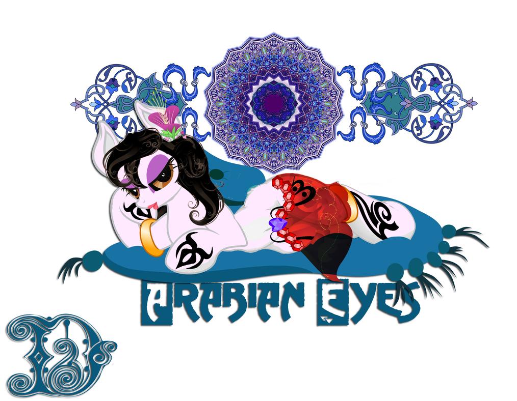 Shadow Moon: Arabian Eyes by DeMoN8EyE