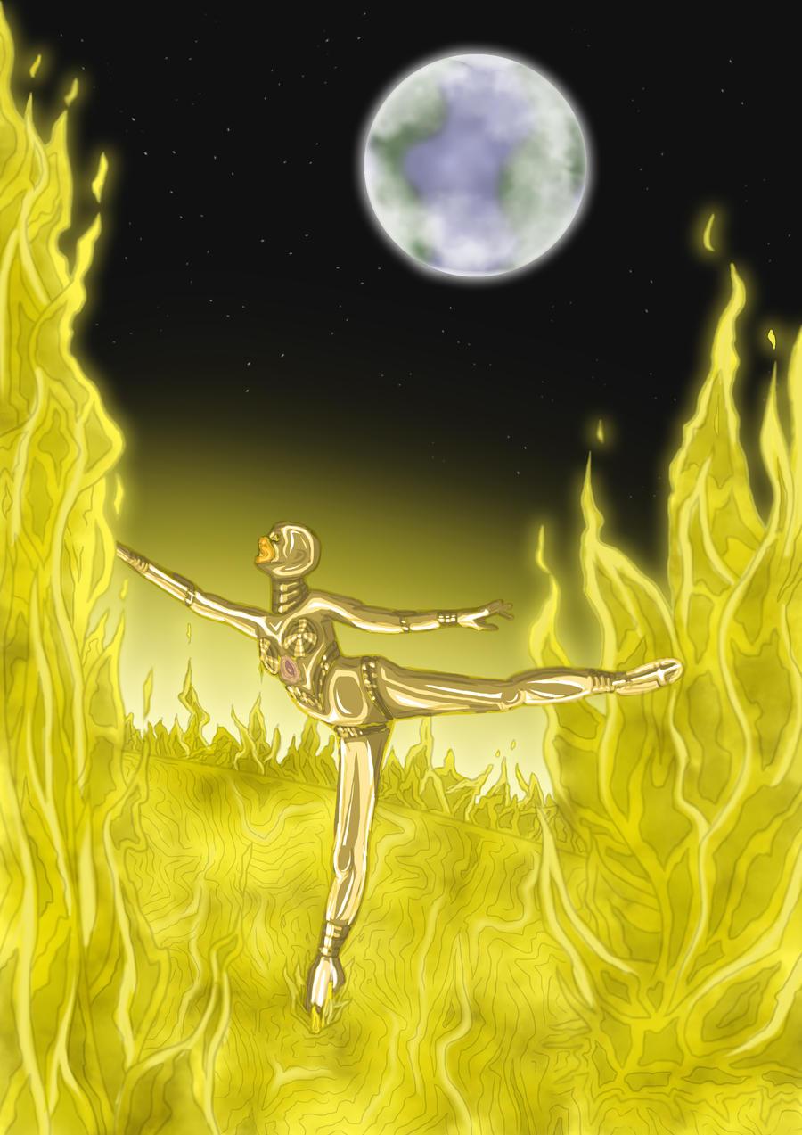 Star Dancer by Cronoman66
