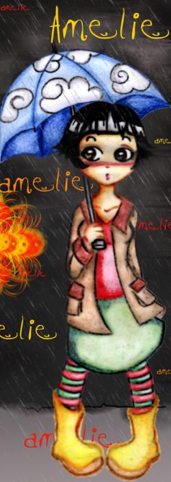 Amelie by miercoles666
