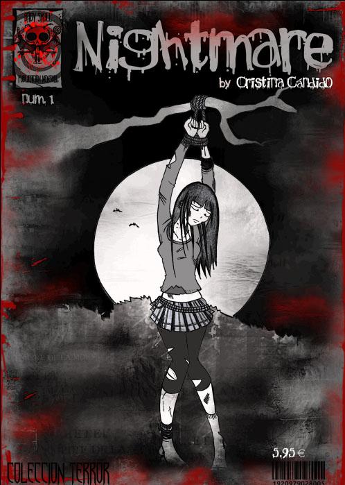 Nightmare portada by miercoles666