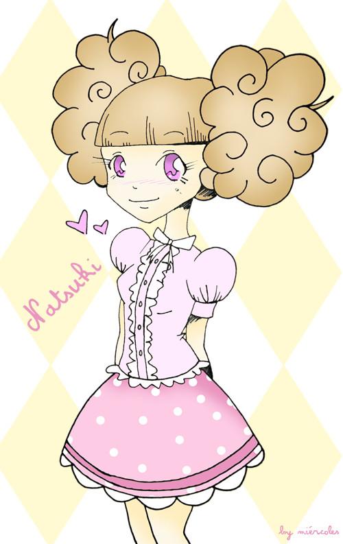 Sweet Natsuki... by miercoles666