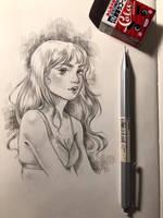 Sketch by serenazena