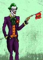 The Joker - Gotham's Clown Prince of Crime by MattFriesen