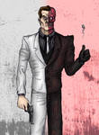 Two-Face - District Attorney turned Crime Boss
