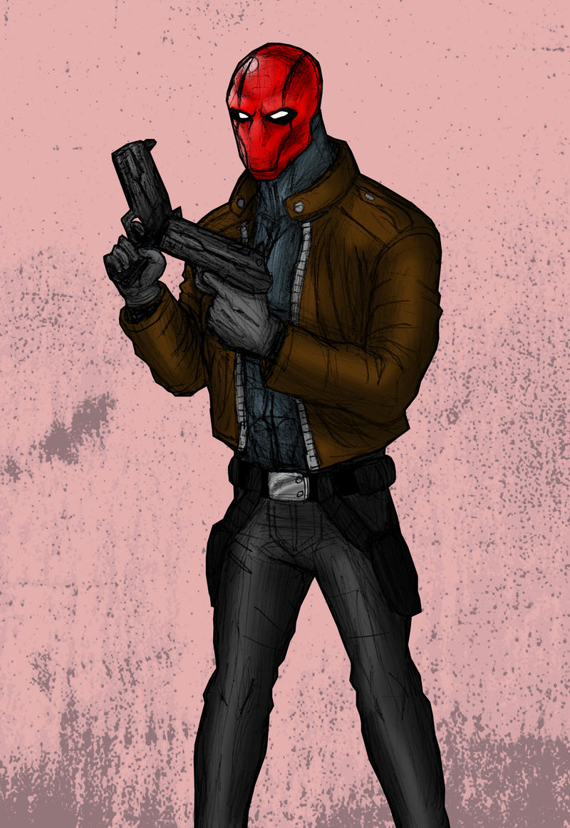 Red Hood - Form...