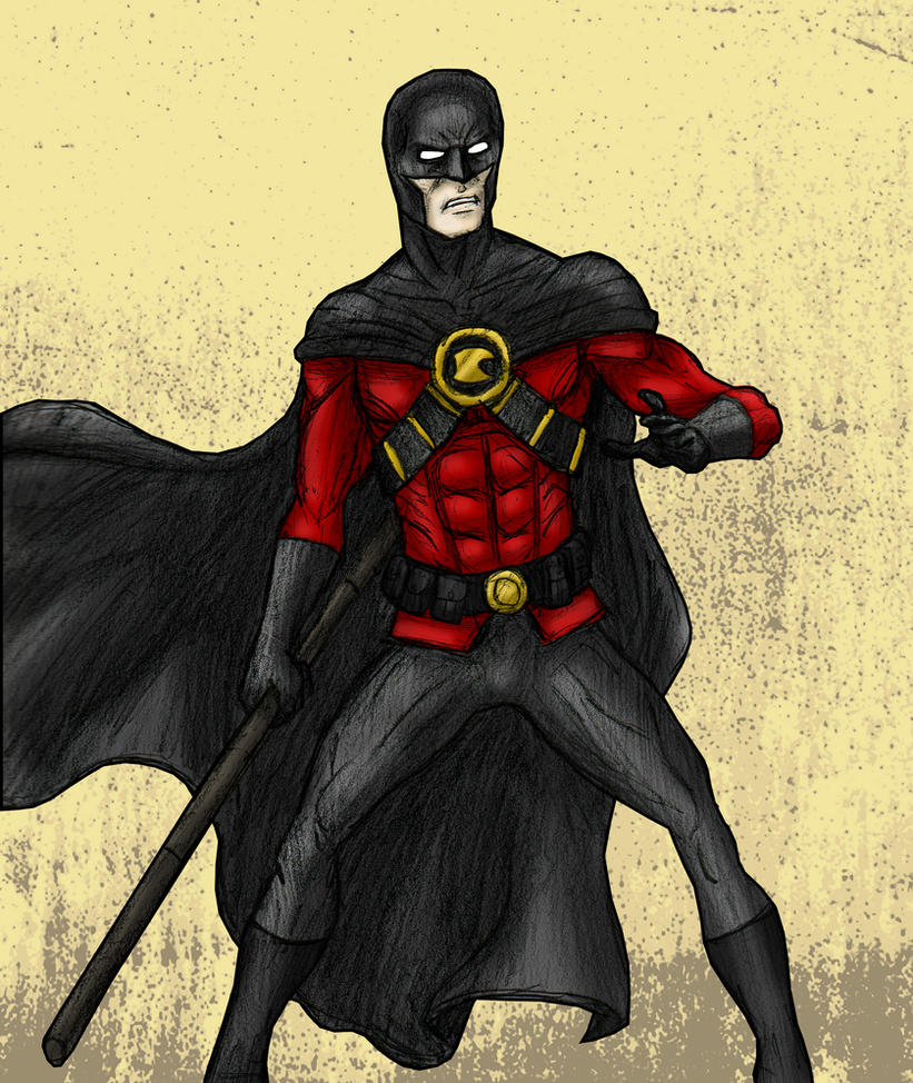 Red Robin by Ma...