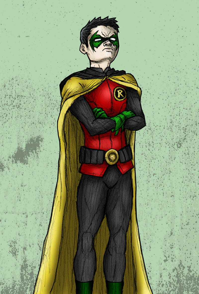Pictures of Damian Wayne New 52 Wallpaper - #rock-cafe