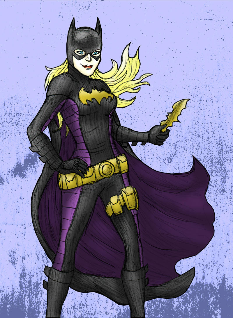 Batgirl - Stephanie Brown by MattFriesen