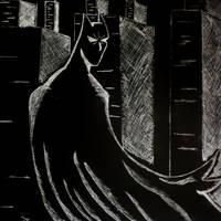The Batman by Spartan-055