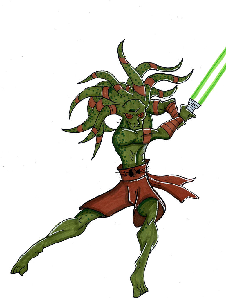 Kit Fisto by Spartan-055