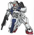 RX-79 Ground type Gundam by Spartan-055