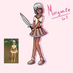 Morganite's Progression - Lv 1