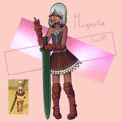 Morganite's Progression - Lv11