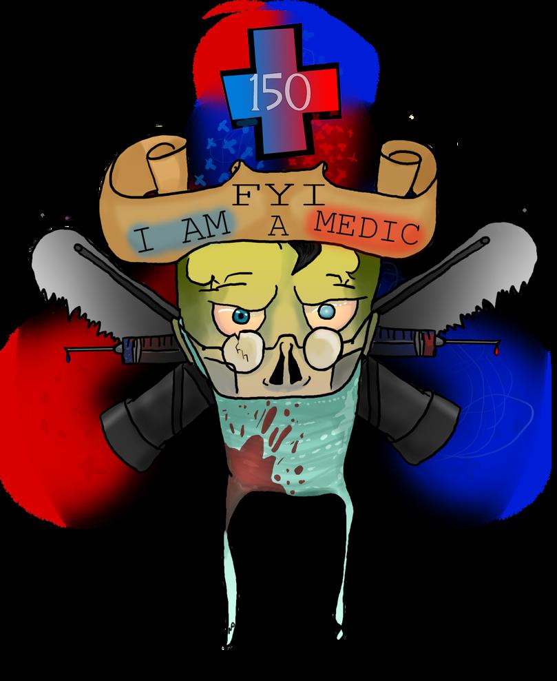 FYI I am medic by nastyov