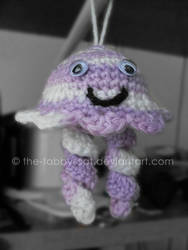 Mooks the Jellyfish by The-Tabby-Cat