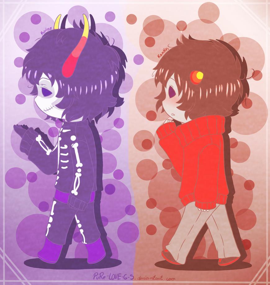 .:Kurkri :o) :. by PuRe-LOVE-G-S
