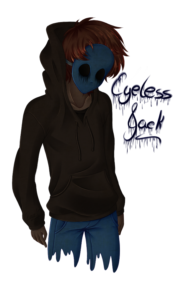 Eyeless Jack Wallpaper Eyeless jack:. by pure-love-