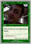 Peek the Magic Card