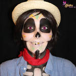 [Makeup-test] Hector from Coco by Yafira
