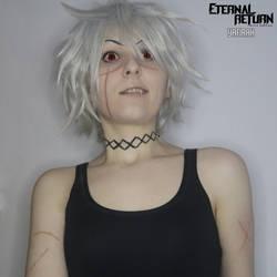 [Makeup-test] Jackie from Eternal Return