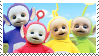 STAMP Teletubbies by cosciadipollo