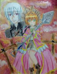 Fanart_kamisama no inai nichiyoubi