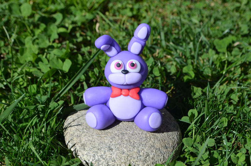 Bonnie plush version check the video tutorial by craftdragons on