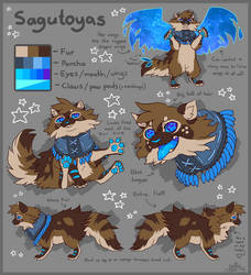 Sagutoyas reference 2018 by Sally-Ce