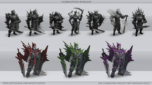 Corrupted Knights