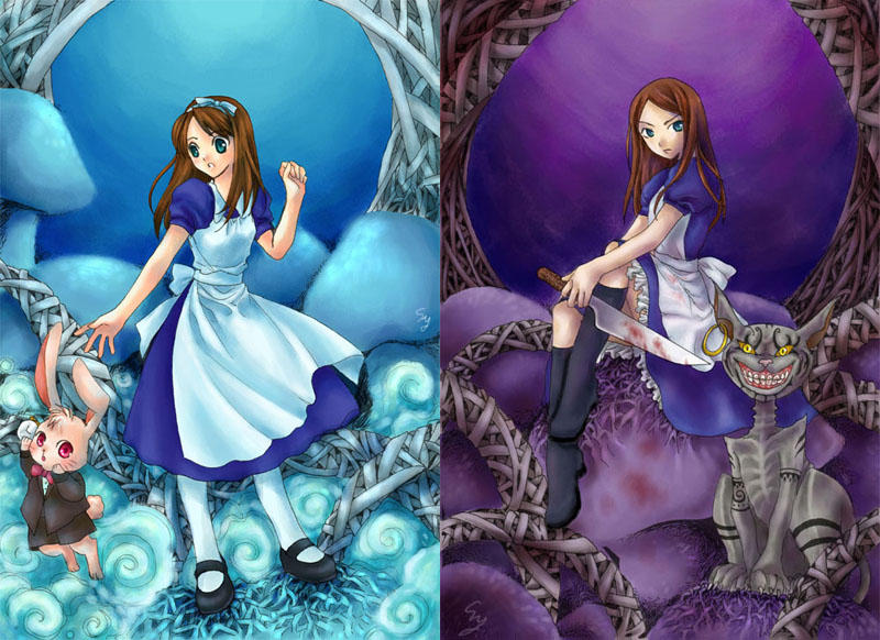 ALICE by syriac