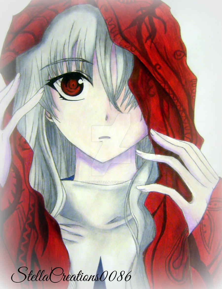 vampire anime by gothicstella on DeviantArt