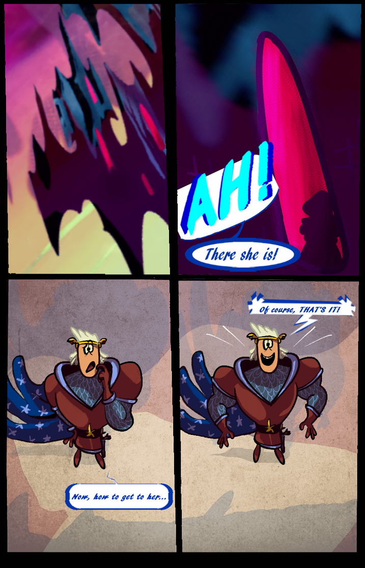 the RESCUE: pg 2 by DarkwingSnark