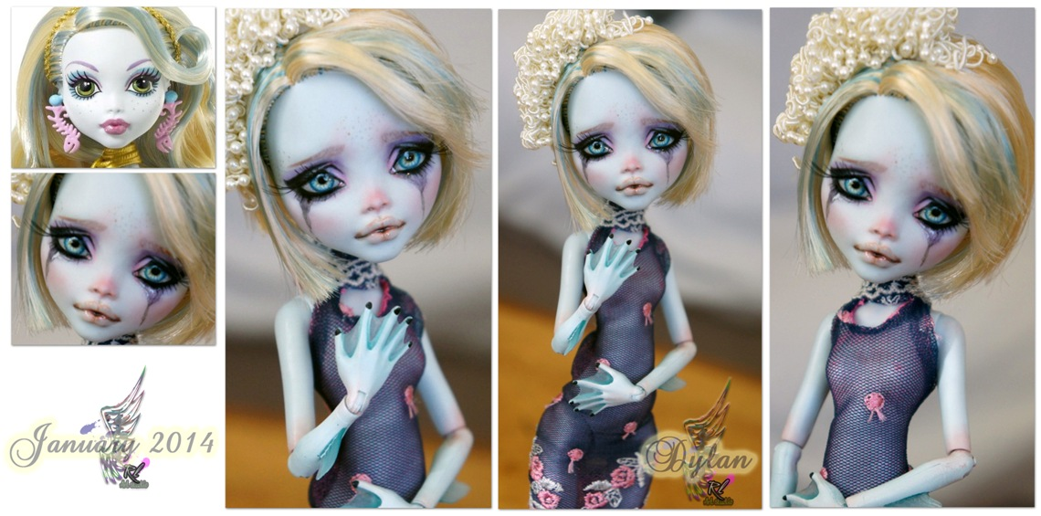 MH Lagoona repaint #9 ~Dylan~ by RogueLively