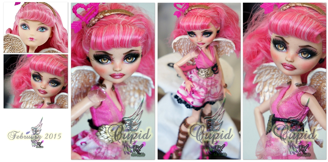 EAH C.A. Cupid repaint #1 ~Cupid~ by RogueLively