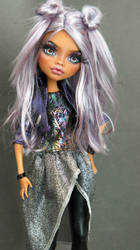 ~Lucky~ Monster High Clawdeen Wolf OOAK repaint