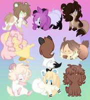 for my favorite animators by ShailyYoutube