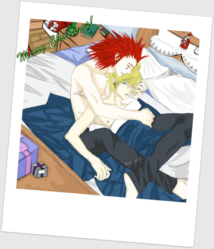 Merry Christmas! by Taiyoukousen-Sama