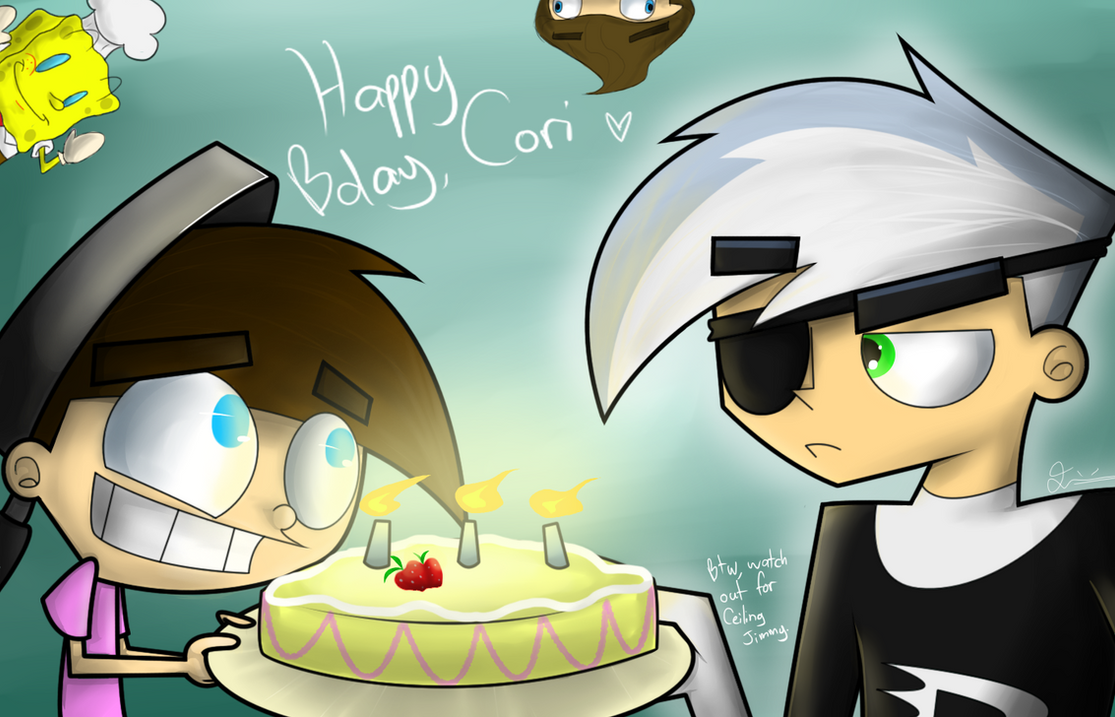 Birthday derpday by TriggerhappyFemale