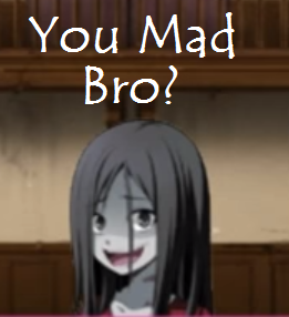Sachiko - You Mad, Bro? by Raven-The-Kitteh