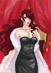 Persona 3 - Mitsuru Kirijo