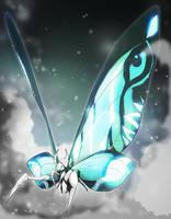 Monster - Mothra the kaiju queen - 2018 by aryaplus9