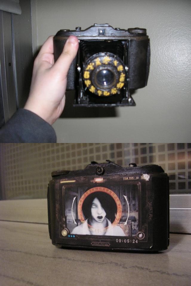 Camera Obscura Fatal Frame