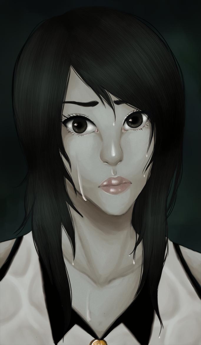 Yuuri by RennaRevelin