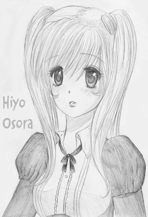 Hiyo Osora - Love Monster by RennaRevelin